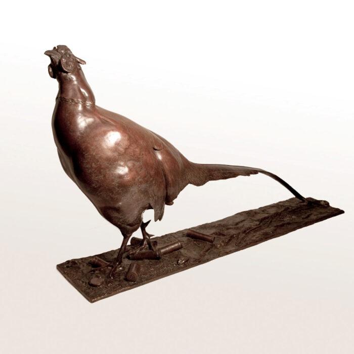 Living Art - Bryan Hanlon - Pheasant