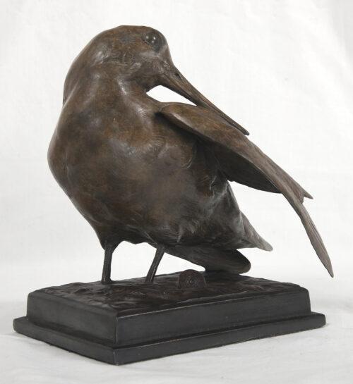 Living Art - Bryan Hanlon - Woodcock