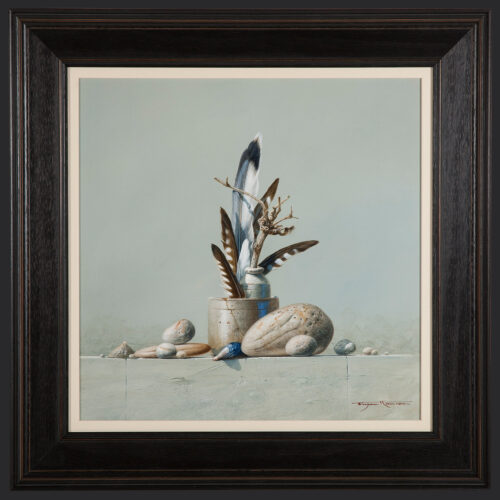 Living Art - Bryan Hanlon - From the shore