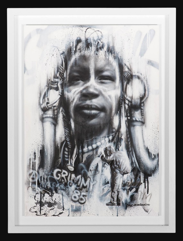 Living Art - Dale Grimshaw - Grimmy 86