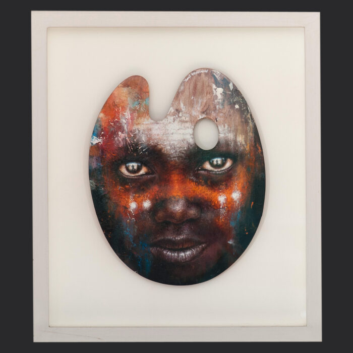 Living Art - Dale Grimshaw - Palette 11
