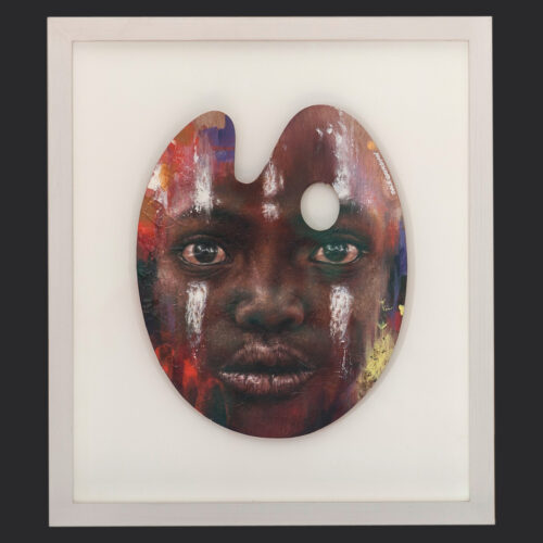 Living Art - Dale Grimshaw - Palette 111