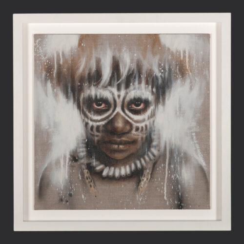 Living Art - Dale Grimshaw - Study 2