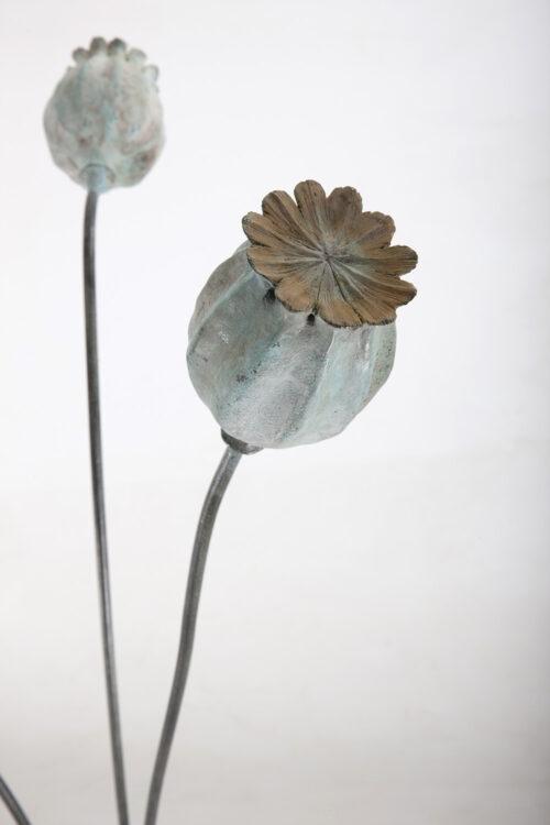 Living Art - Emma Harding - Poppy Heads