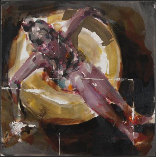 Living Art - Gabriela Bodin - Erika nella Ciambella