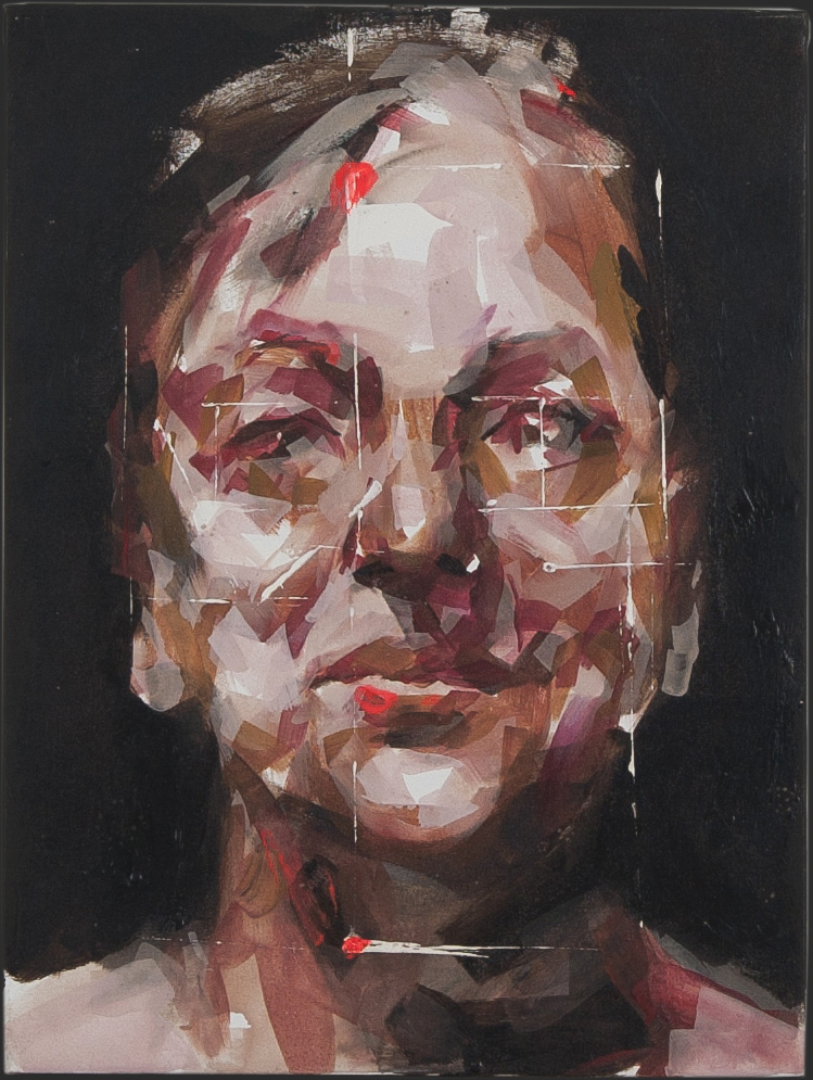 Living Art - Gabriela Bodin - Marilena