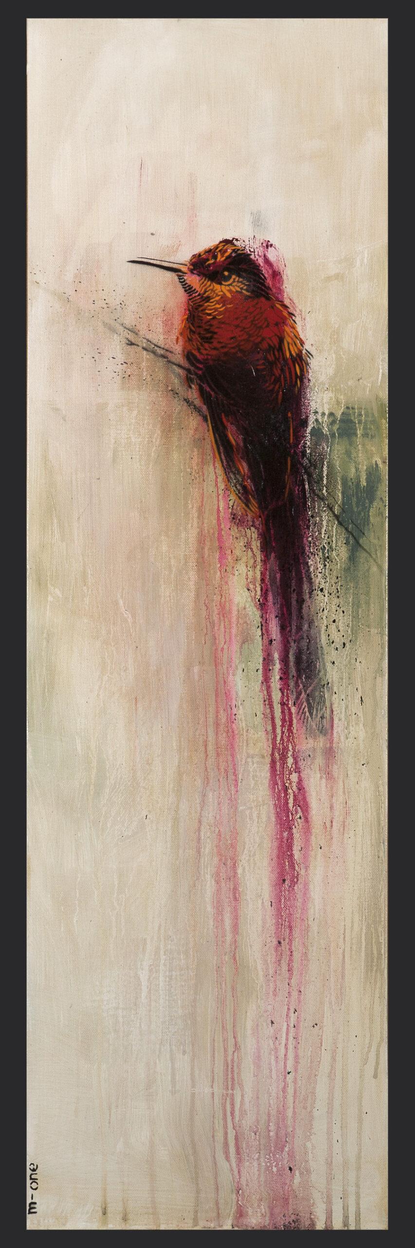 Living Art - M-One - Hummingbird