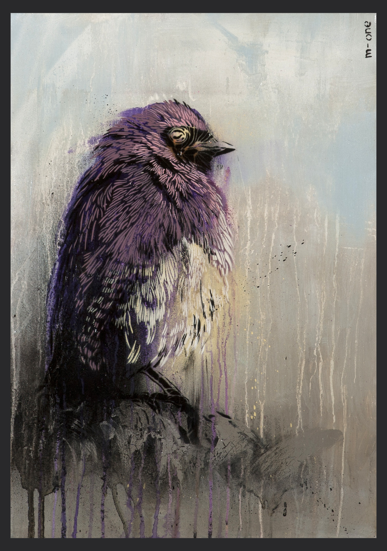 Living Art - M-One - Tanager