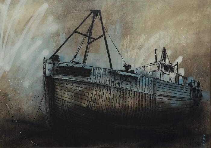 Living Art - M-One - Trawler