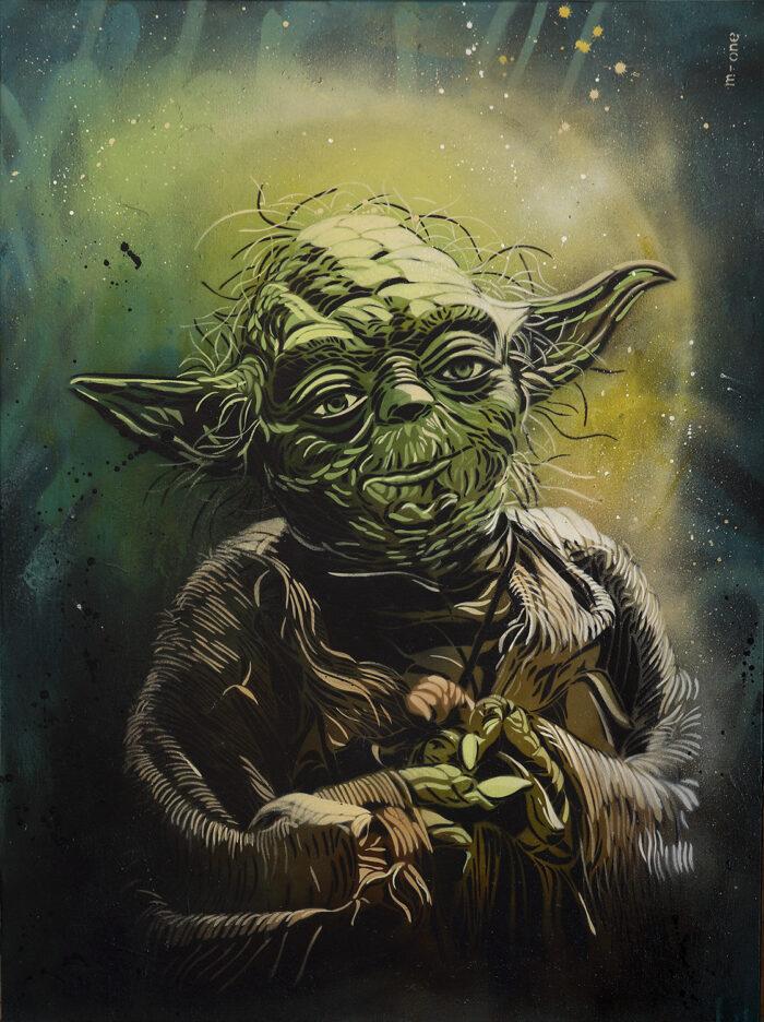 Living Art - M-One - Yoda