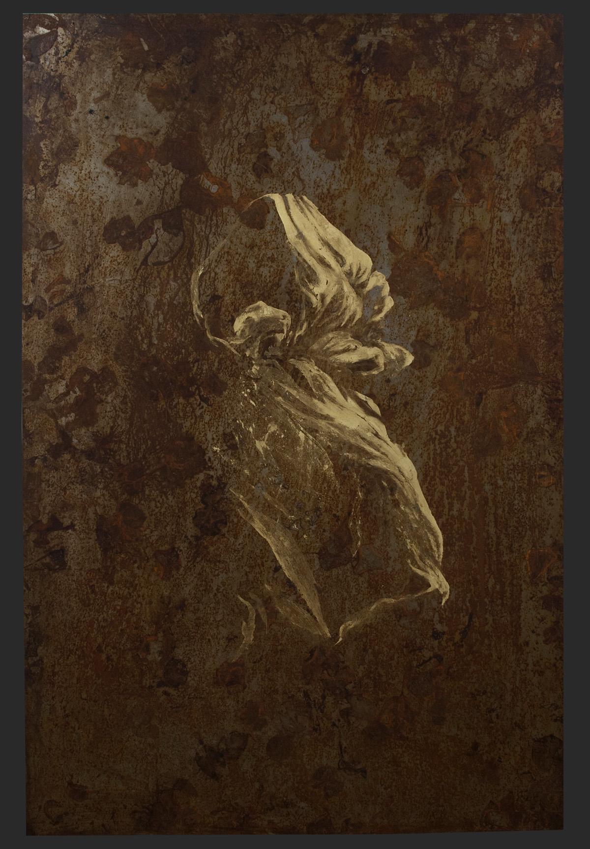 Living Art - Matthew Broussard - Angel's Robe
