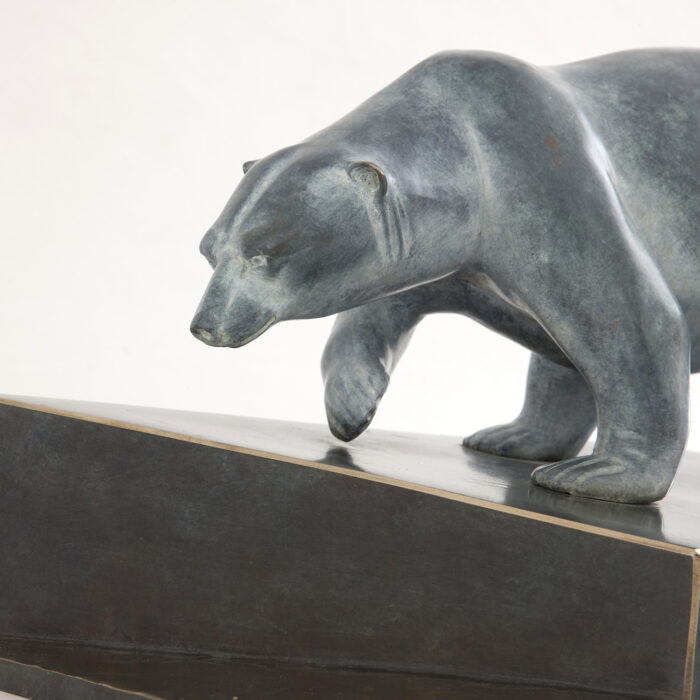 Living Art - Matt Duke - Blue Bear
