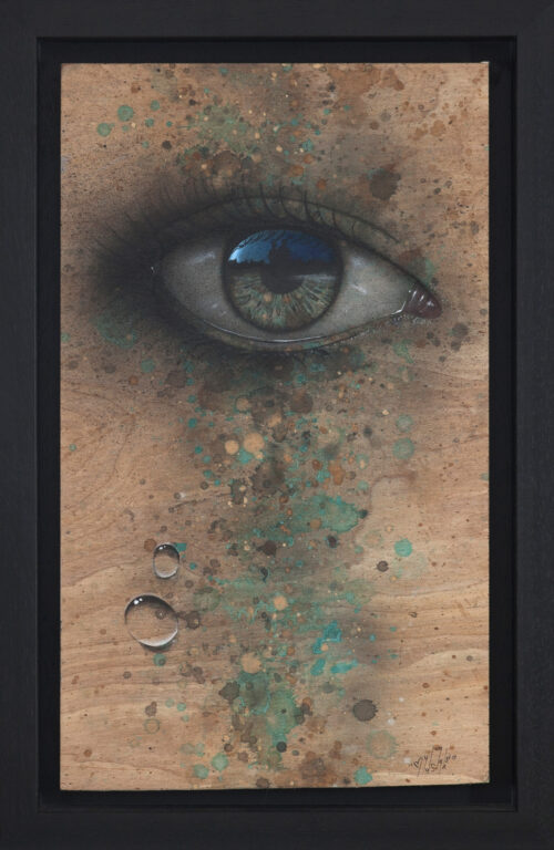 Living Art - My Dog Sighs - Yesterday, today and probably tomorrow