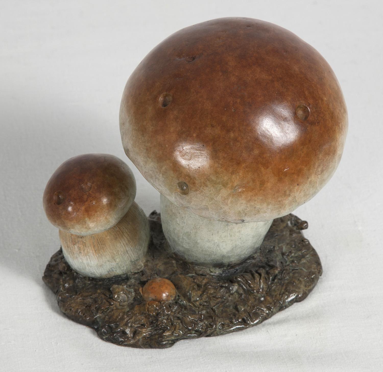 Living Art - Richard Smith - Cep Mushroom