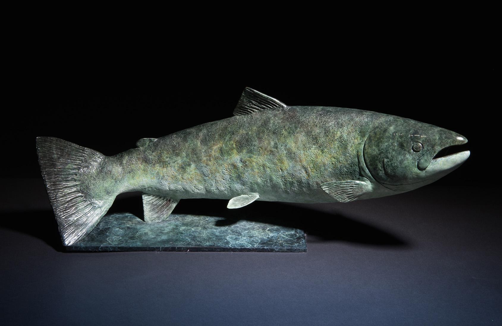 Living Art - Richard Smith - Salmon