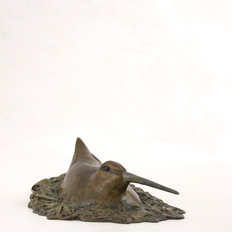 Living Art - Richard Smith - Woodcock Nesting