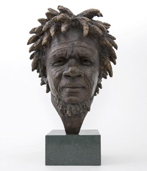 Living Art - Vivian Mallock - Dougie, Caribbean Calypso King