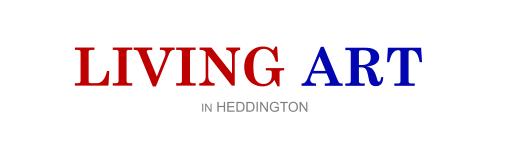 Living Art in Heddington Logo